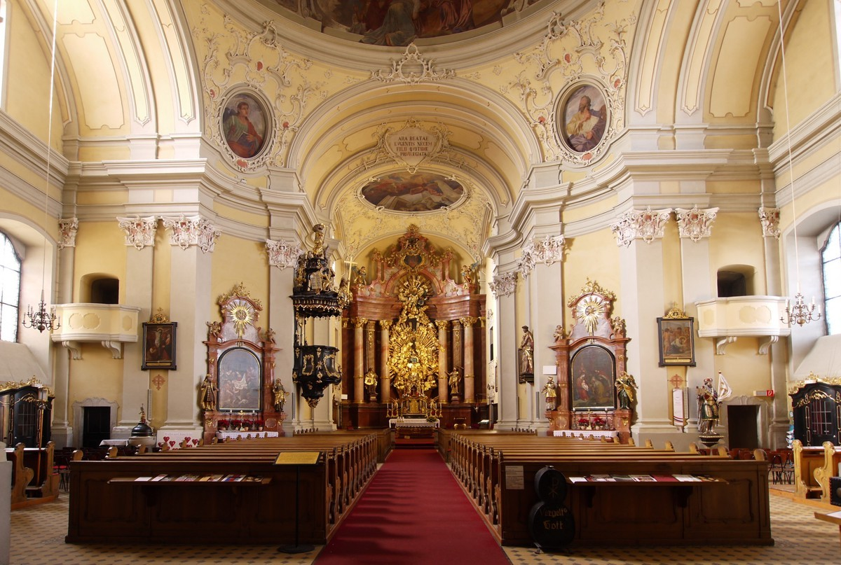 Linz (Austria), Pilgrimage Church