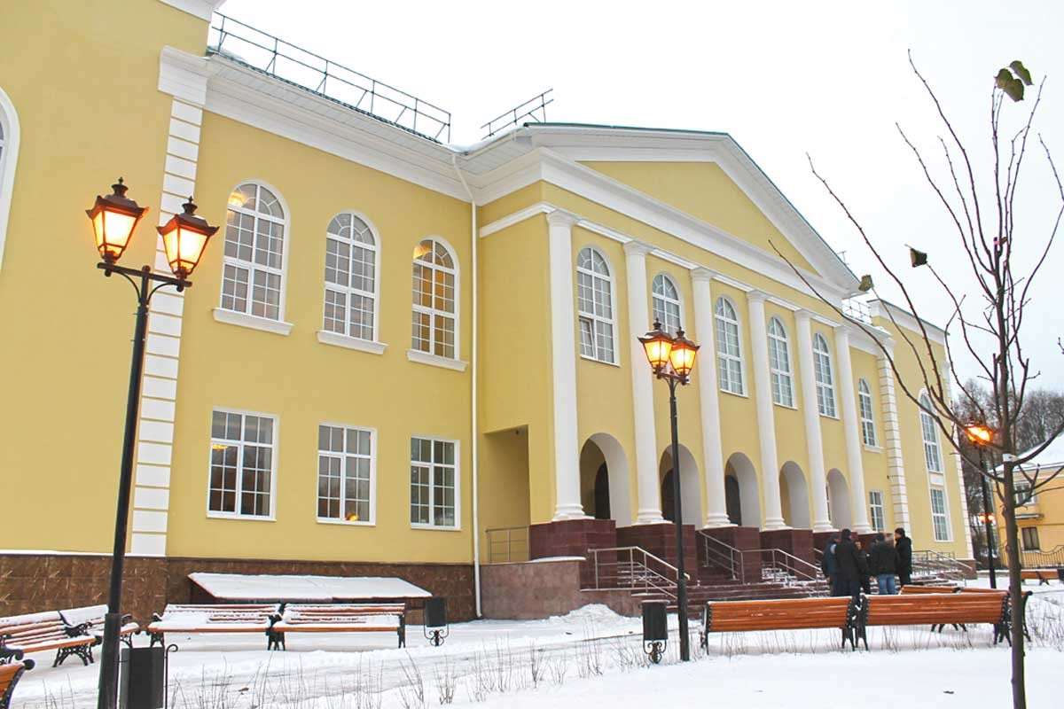 New Organ for Podolsk, Russia